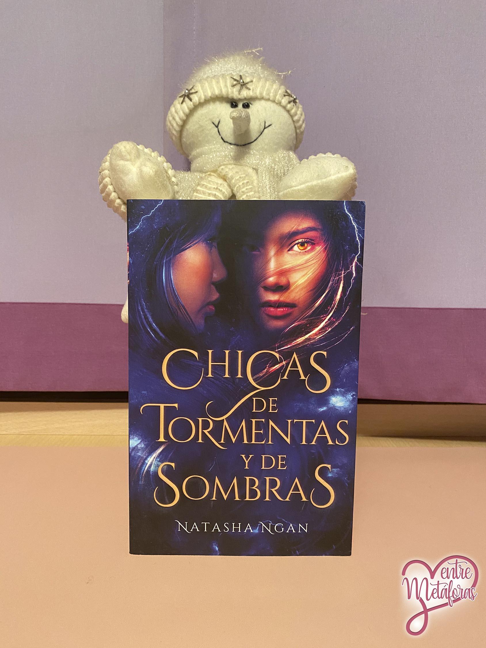 Chicas de Tormentas y de Sombras, de Natasha Ngan - Reseña