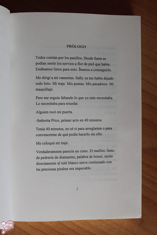 Soñar en puntas, de Laura Benito Montaño - Reseña