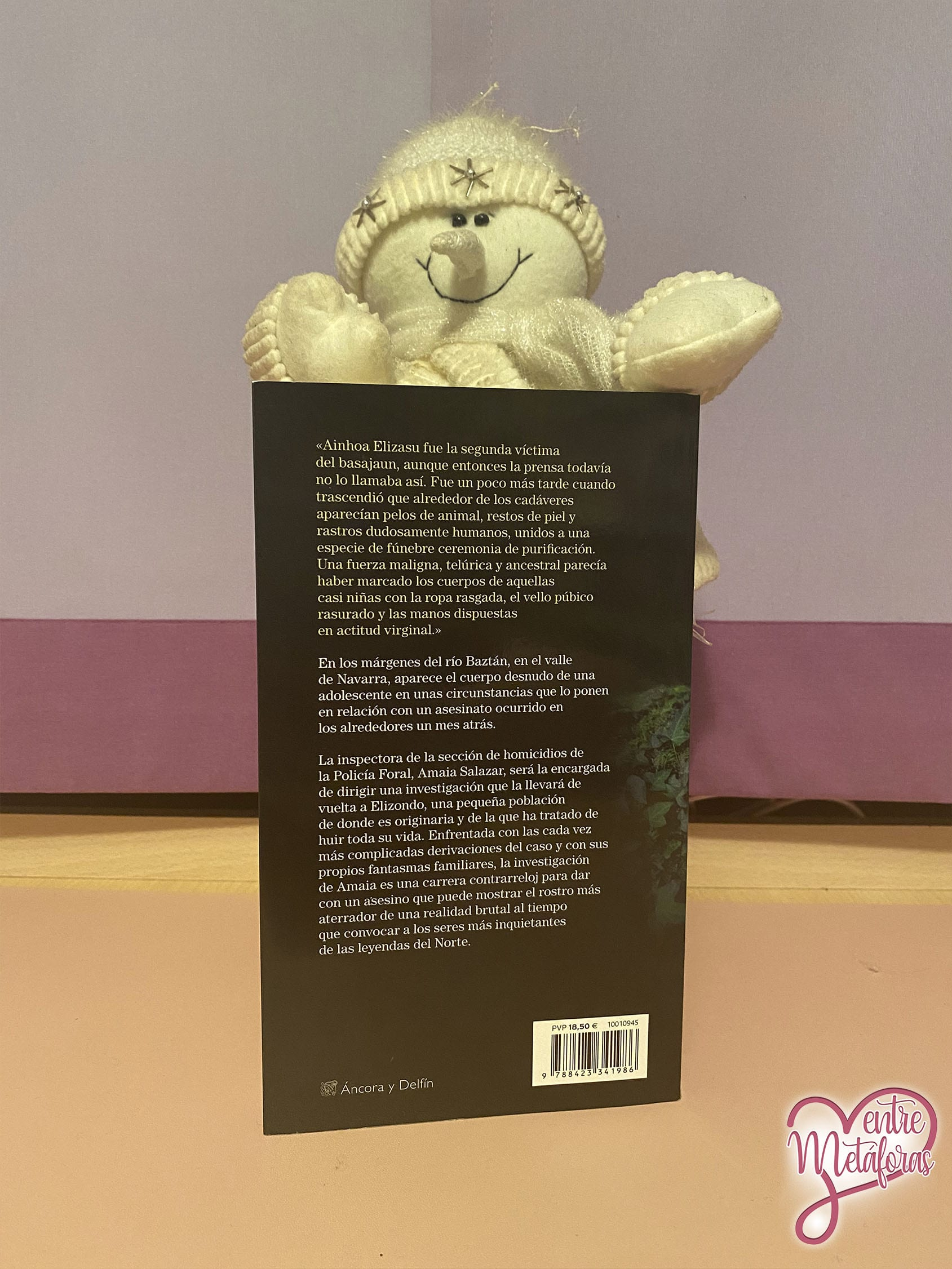 El guardián invisible, de Dolores Redondo - Reseña