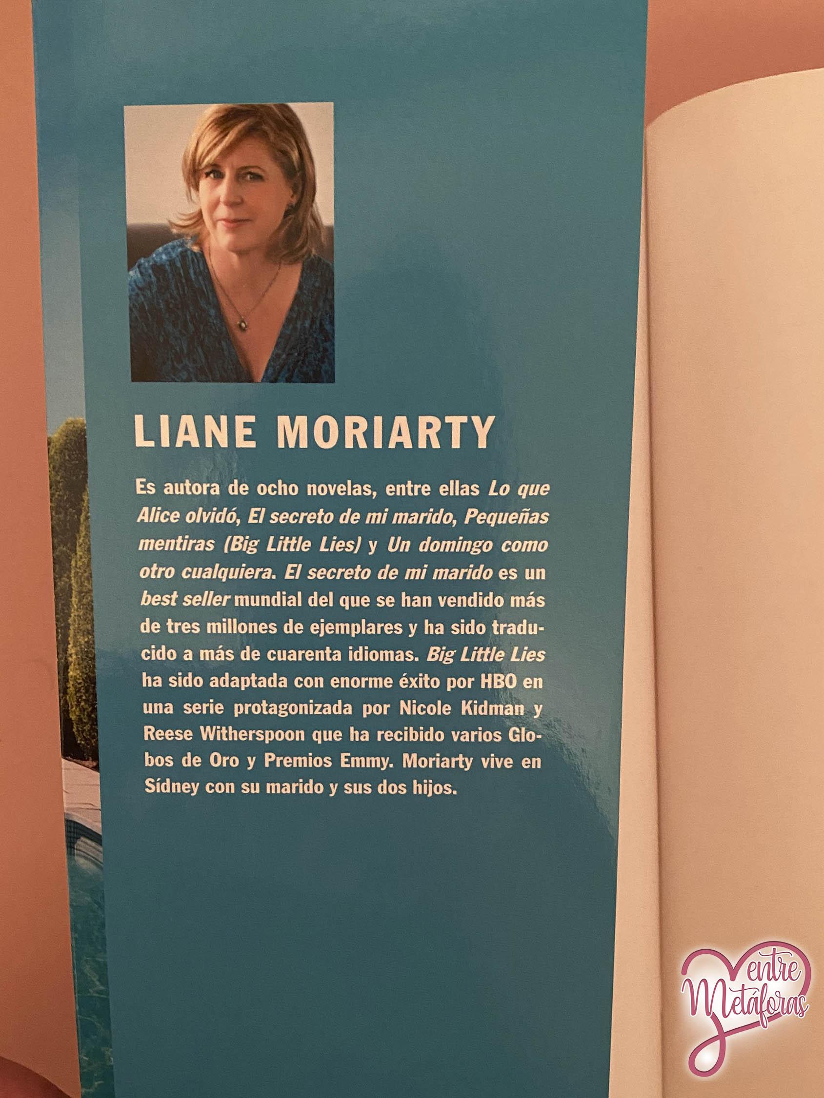 Nueve perfectos desconocidos, de Liane Moriarty - Reseña