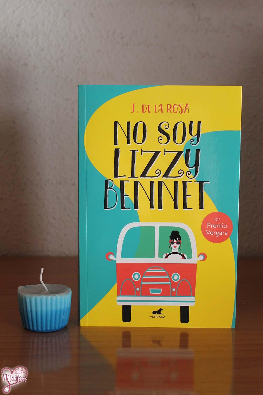 No soy Lizzy Bennet, de J. de la Rosa - Reseña