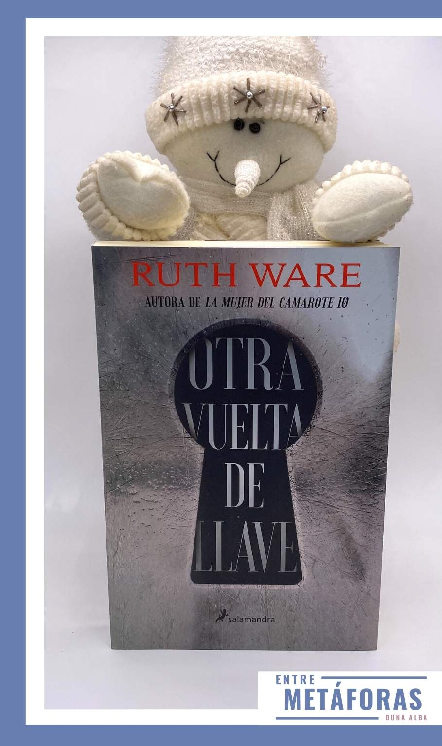 Otra vuelta de llave, de Ruth Ware