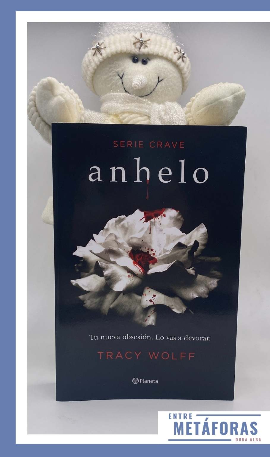 Anhelo (Crave #1), de Tracy Wolff