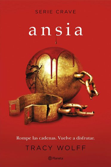 Anhelo (Crave #1), de Tracy Wolff - Reseña