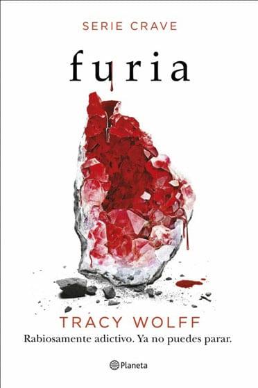 Furia (Crave #2), de Tracy Wolff