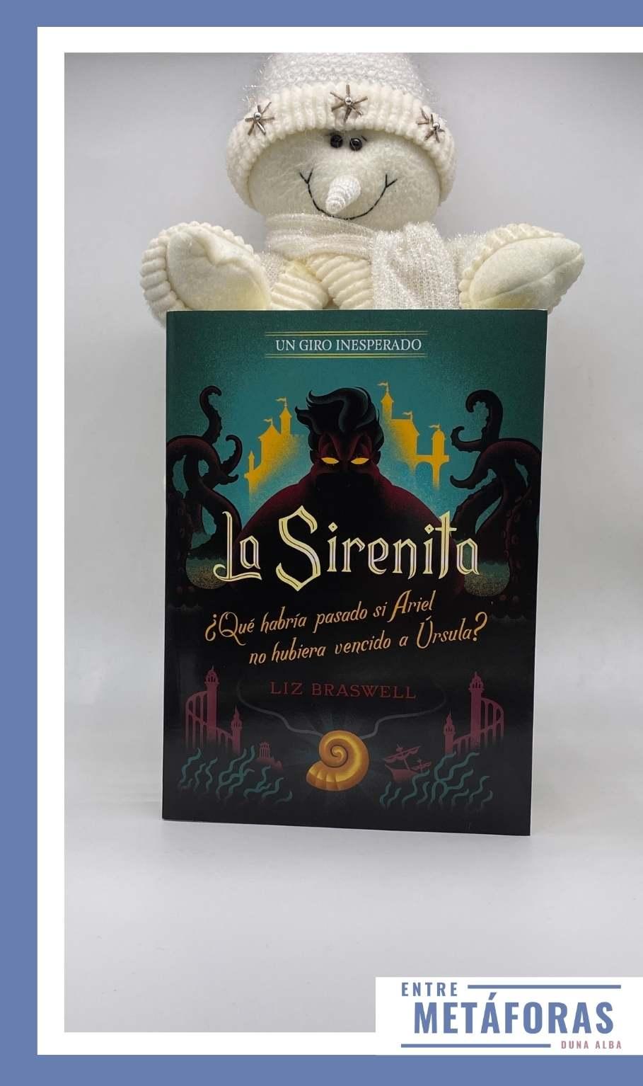 La Sirenita. Un giro inesperado, de Liz Braswell