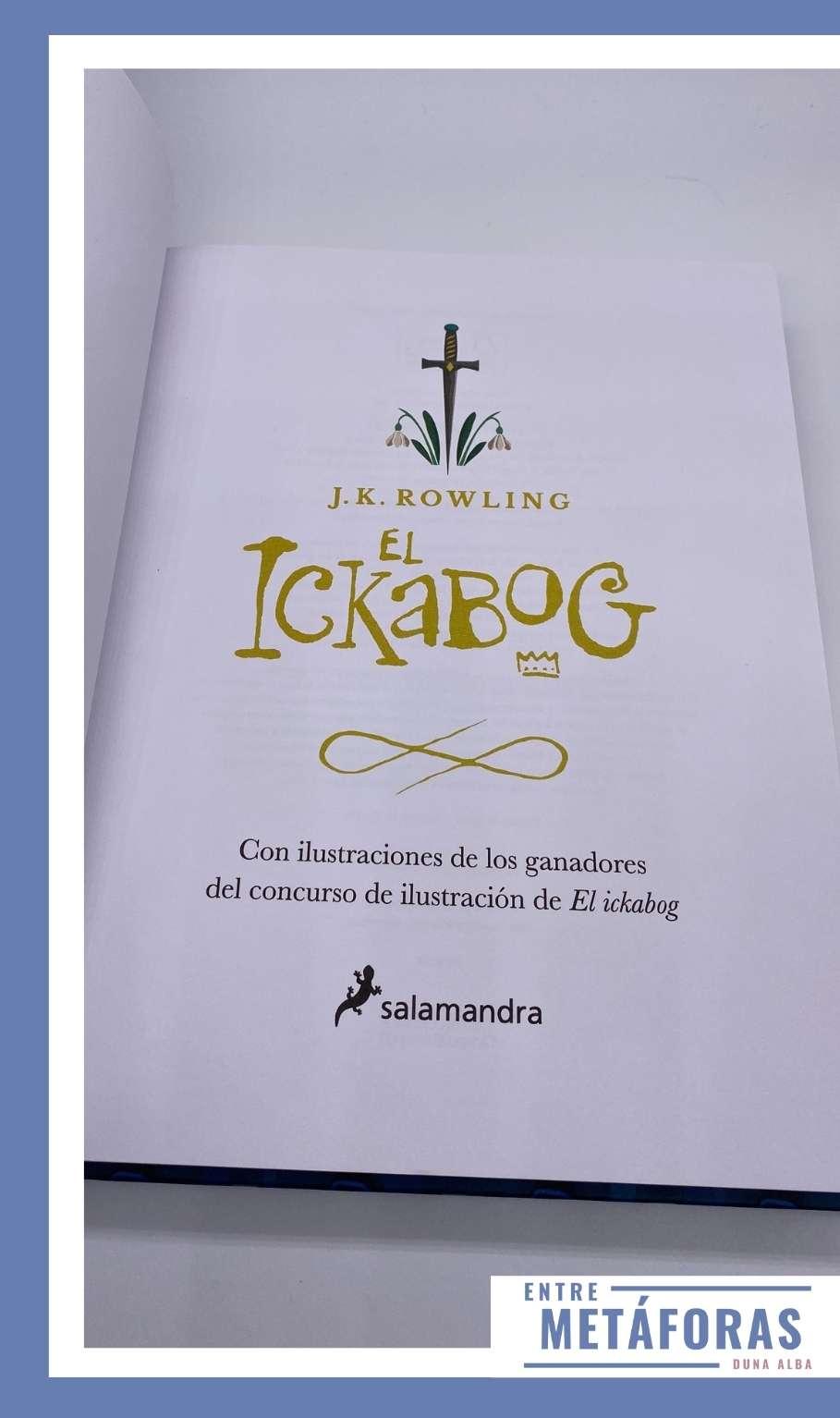 El Ickabog, de J.K. Rowling