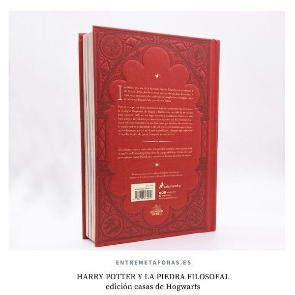 Harry Potter y la piedra filosofal, edición MINALIMA