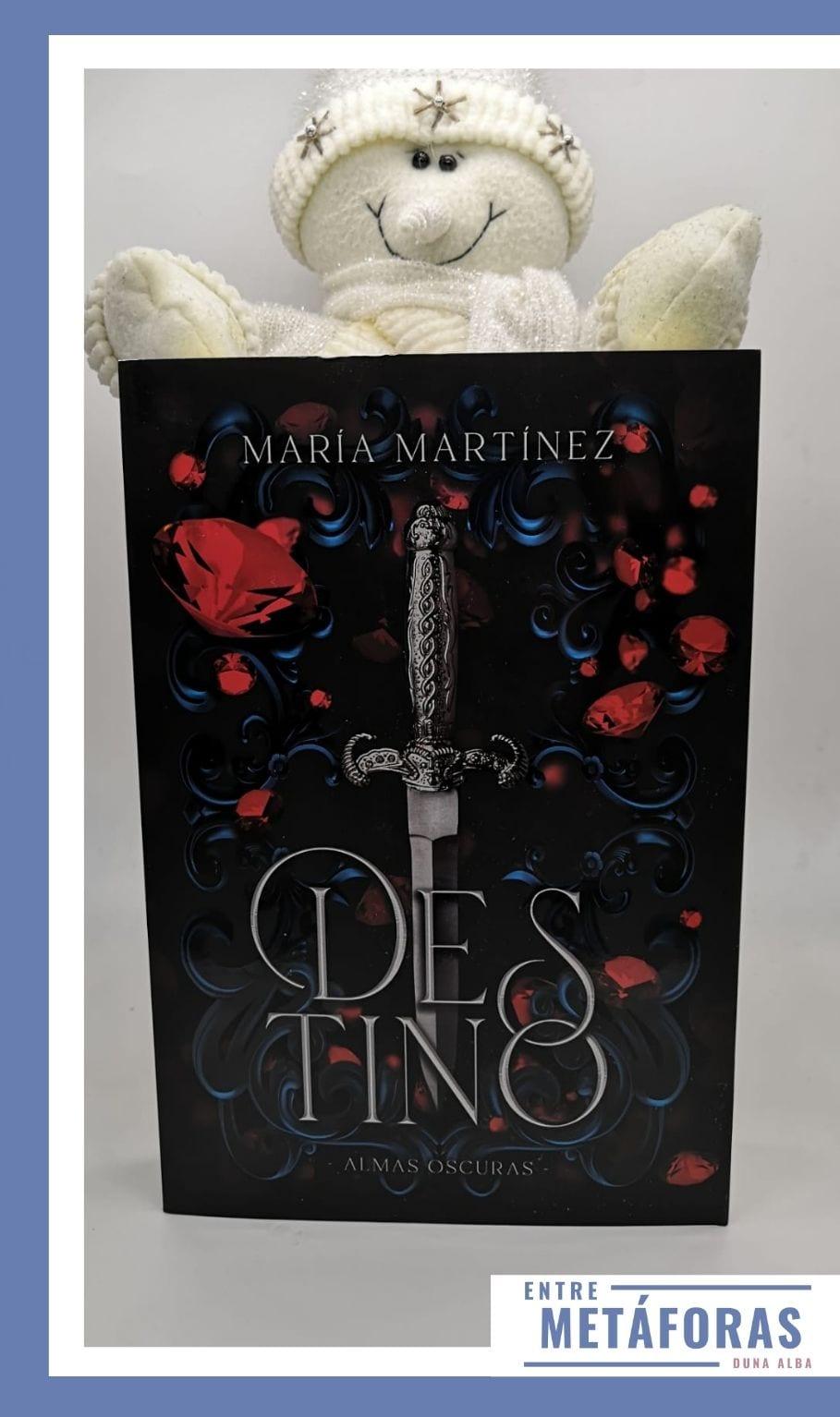 Pacto de Sangre #1 - Destino, de María Martínez