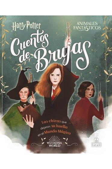 Cuentos de Brujas, de Lauren Calkhover