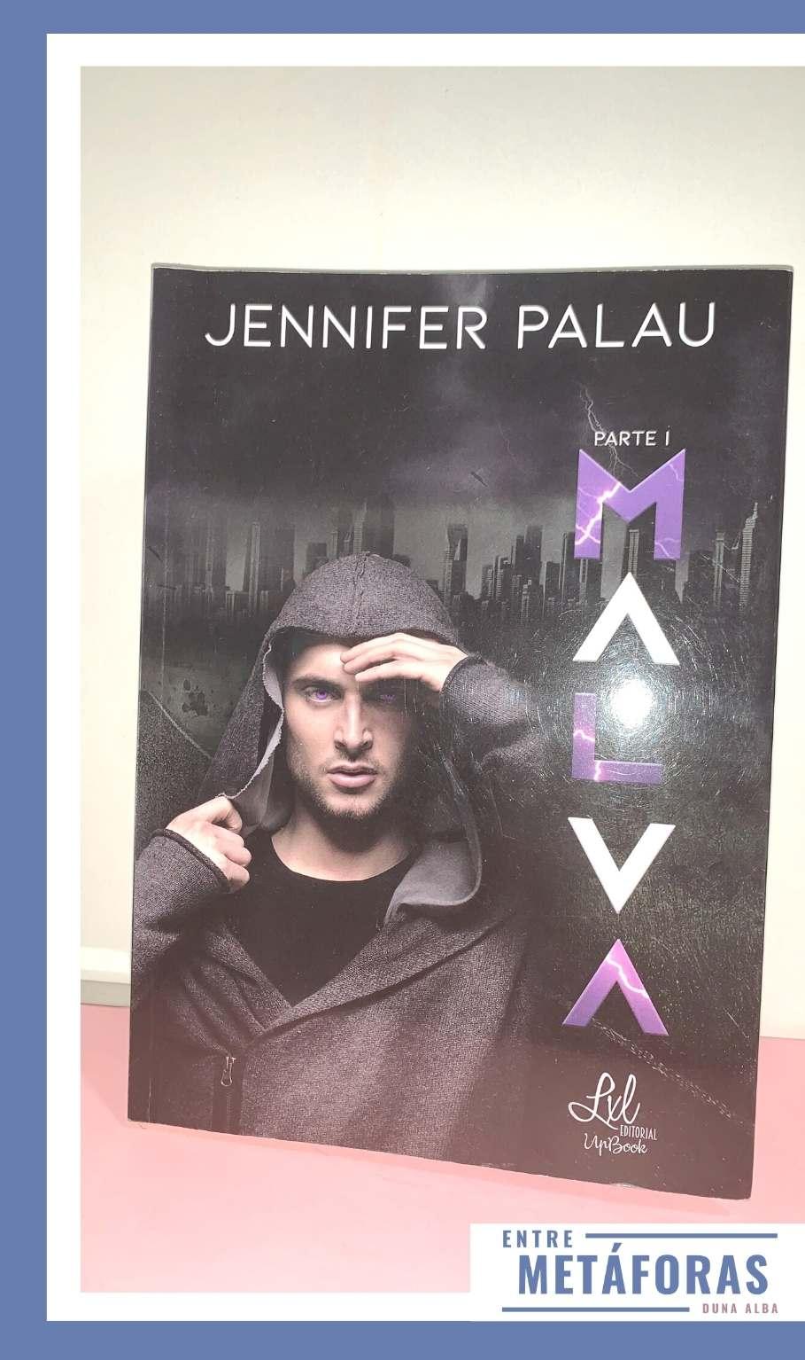 Malva, de Jennifer Palau - Reseña