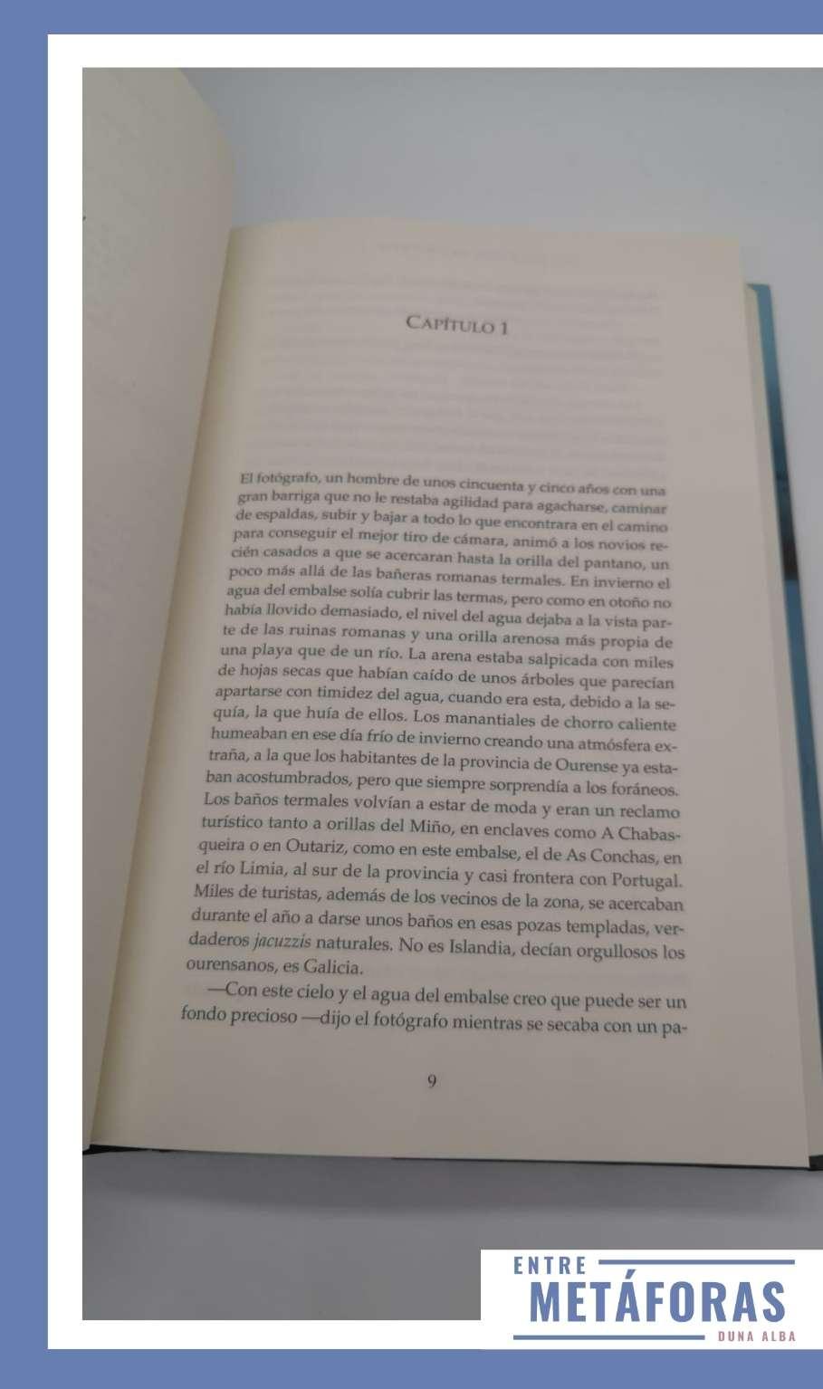 El desorden que dejas, de Carlos Montero