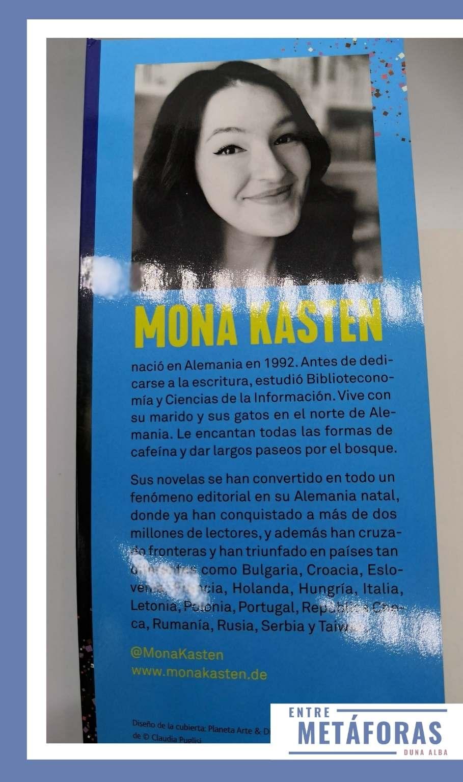 Save me, de Mona Kasten