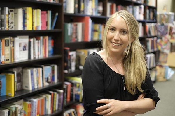 Ficha y libros de Caroline Kepnes