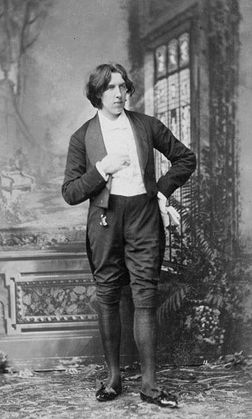 Ficha y libros de Oscar Wilde
