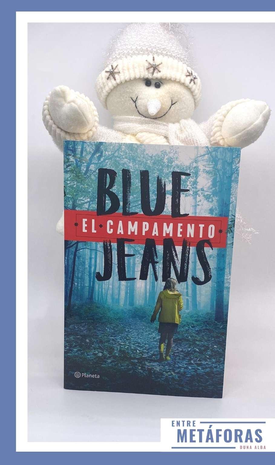 El campamento, de Blue Jeans