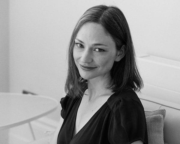 Francesca Haig foto perfil