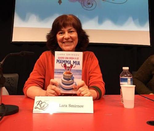 Lara Smirnov foto ficha