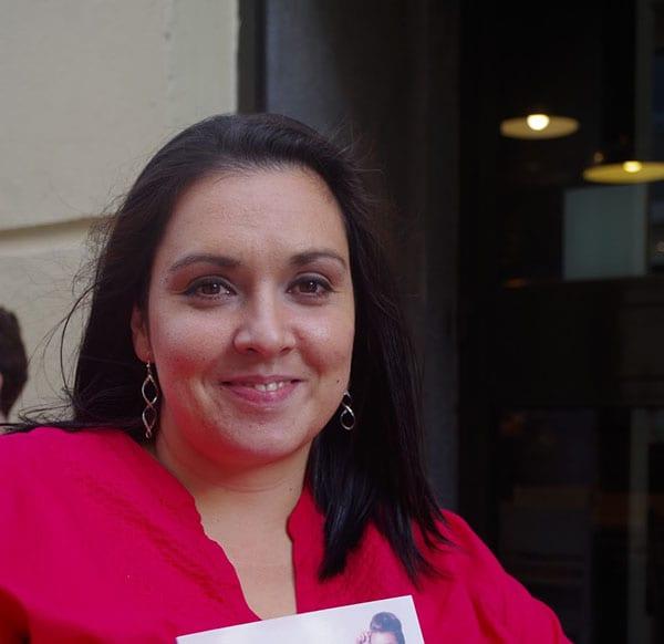 Lorraine Cocó foto ficha
