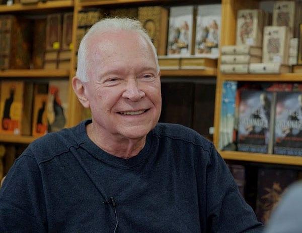 Terry Brooks foto perfil