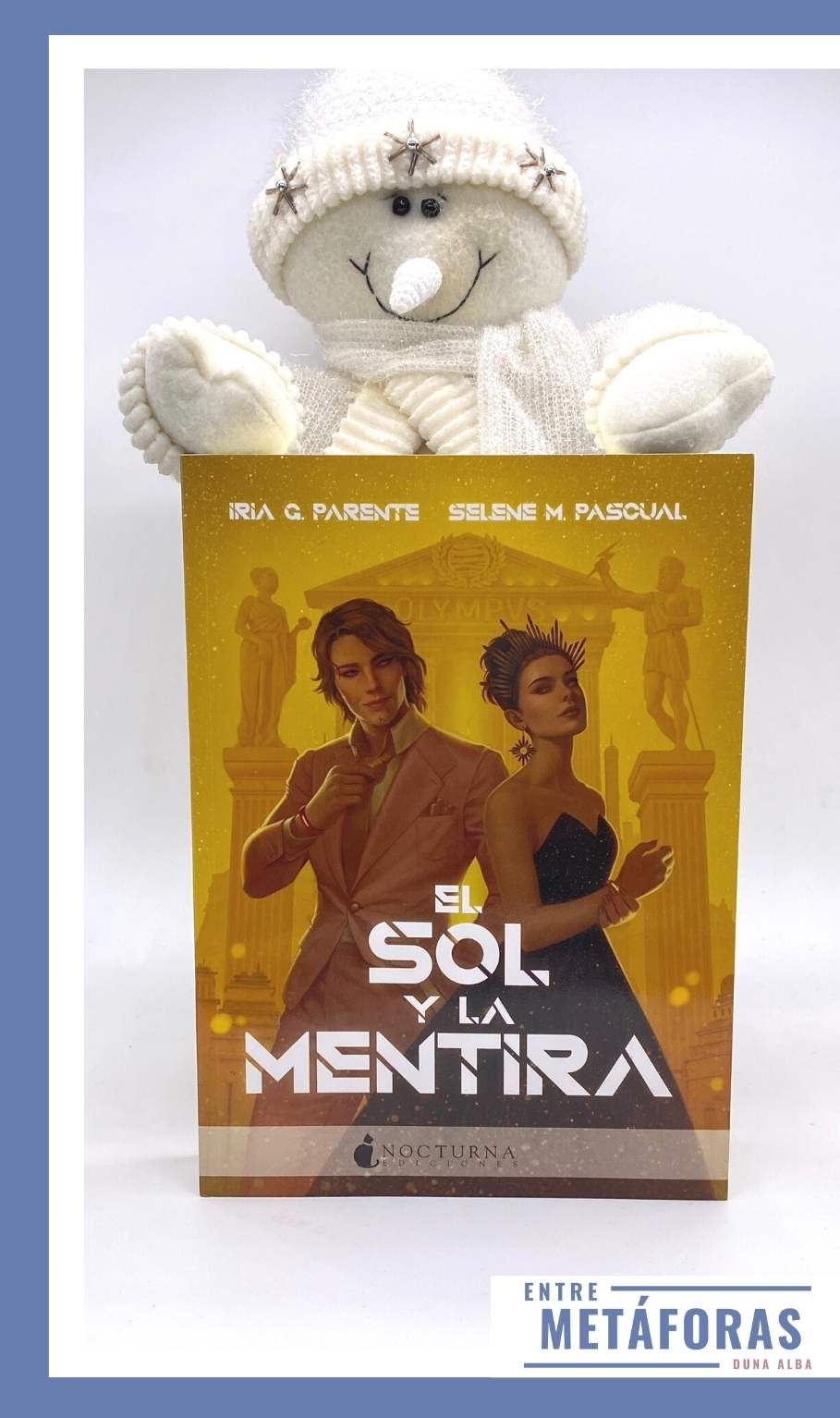 El sol y la mentira, de Iria G. Parente y Selene M. Pascual