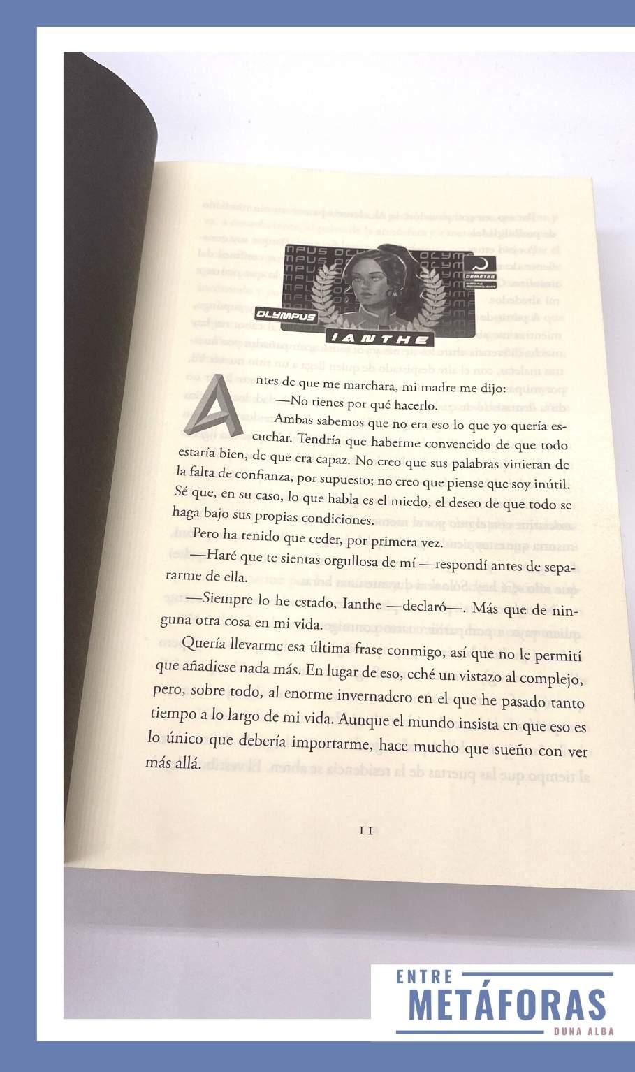 La flor y la muerte, de Iria G. Parente y Selene M. Pascual