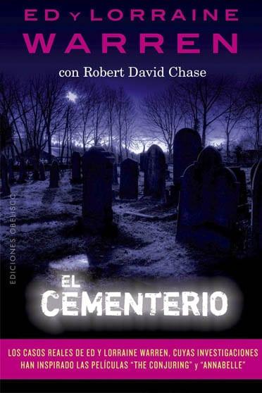 El cementerio, de Robert David Chase, Ed y Lorraine Warren