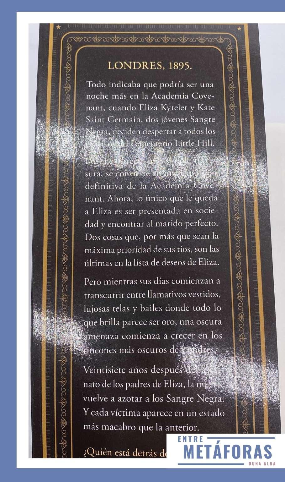 El vals de la bruja, de Belén Martínez